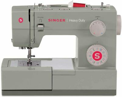Singer Heavy Duty 4452 Sewing Machine with 32 Built-In Stitches - Refurbished