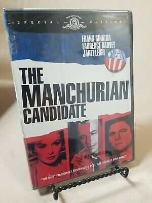 The Manchurian Candidate DVD NEW - FRANK SINATRA