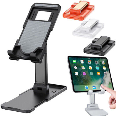 Universal Cell Phone Tablet Stand Holder Desktop Mount Dock Phone iPad iPhone