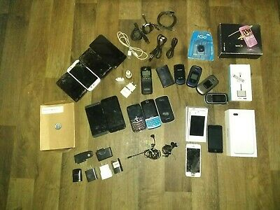 Cell Phones - Accessories Mix Lot