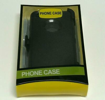 For Apple iPhone 78 plus Heavy Duty CaseBelt Clip fits Otterbox DefenderBLACK