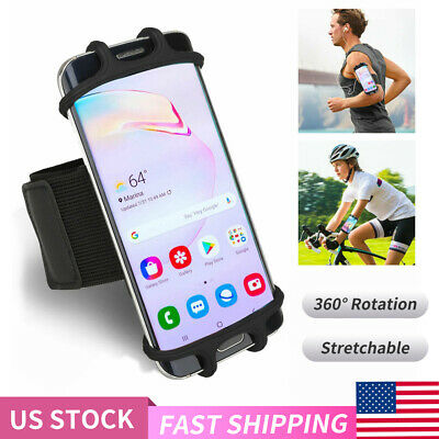Gym Running Sport Jogging Armband Arm Band Bag Case Holder Cover For Cell Phone