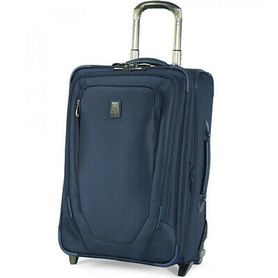 Travelpro Crew 10 22 Inch Expandable Rollaboard Suiter - Navy