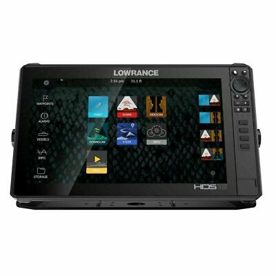 Lowrance HDS 16 LIVE with Active Imaging 3-in-1 Transom Mount 000-14434-001