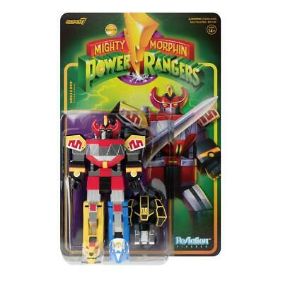 Mighty Morphin Power Rangers Megazord Action Figure Wave 1 Articulated Super7