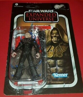 STAR WARS THE VINTAGE COLLECTION Nom Anor Figur