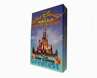 Walt Disney 24 Classics Movie Collection Lot DVD 12-Disc New Free Shipping