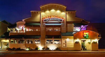 Ketchikan AK 3 nts for two The Landing Hotel - Restaurant 975 value