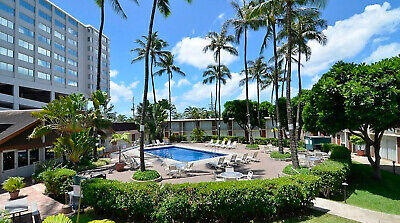Honolulu HI 2 nts for two Best Western The Plaza Hotel  778 value