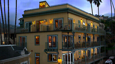 Avalon CA 3 weeknights off-season The Avalon Hotel on Catalina I 1111 value