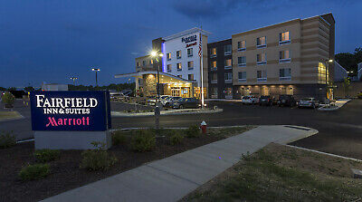 Geneva NY 2 nts for two Fairfield by Marriott Geneva F 300 value