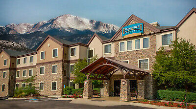 Colorado Springs CO 2 nts for two Wingate by Wyndham Colorado Sp 230 value