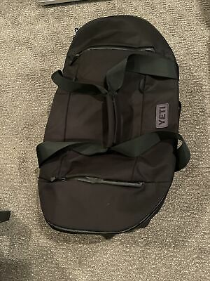 Yeti CROSSROADS  60L DUFFEL Bag Luggage  Black