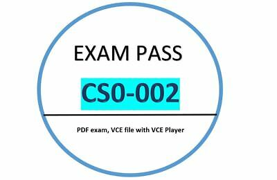 CS0-002 CompTIA CySA PDFVCEVCE Player SEPTEMBER updated 194 Questions
