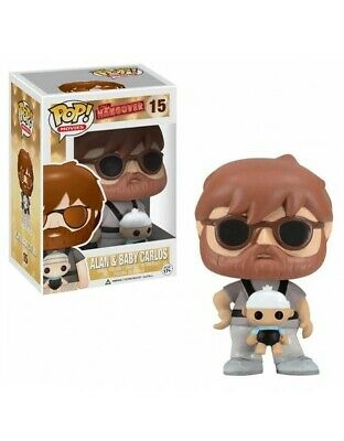 Funko Pop Alan And Baby Carlos The Hangover 15
