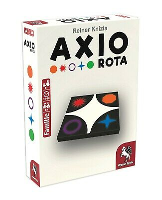 Pegasus Spiele Axio Rota Pattern Abstract Strategy Game NEW!