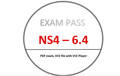 Fortinet NSE4 - 6-4 Exam dumps in PDFVCE - SEPTERMBER updated 120 Questions