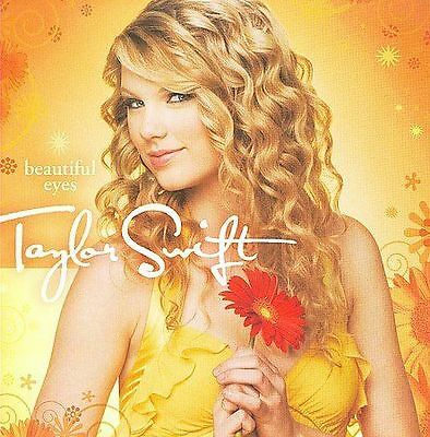 Beautiful Eyes EP by Taylor Swift CD Jul-2008 2 Discs Big Machine Records