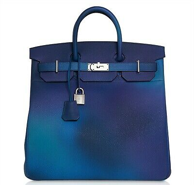 Hermes Bag Hac 50 Ombre Cosmos Limited Edition Bag