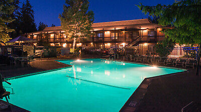 S Lake Tahoe CA 2 nts for two Station House Inn  450 value