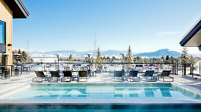 Teton Village WY 2 nts for two Continuum Hotel  1200 value