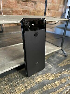 🔥Google Pixel 3 128GB🔥OTTERBOX INCLUDED Black, Unlocked, Clean Imei Great Cond