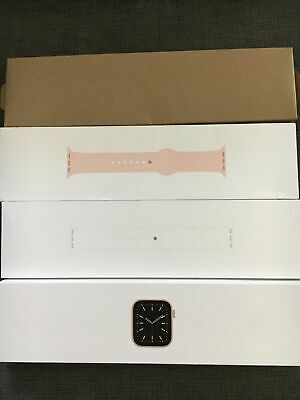 Lot Apple Watch Empty Boxes Series 6 1 Watch 2 Bands EMPTY Boxes Only