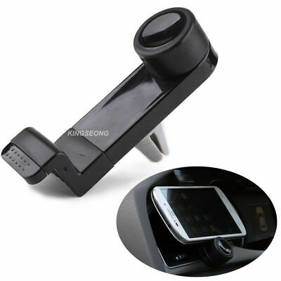 Universal Car Air Vent Mount Cradle Holder Stand for iPhone Mobile Phone GPS Nav
