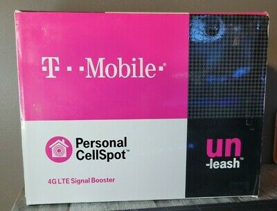 T-Mobile NXT CEL-FI-D32-24 Indoor 4G LTE Signal Booster CellSpot FREE SHIPPING