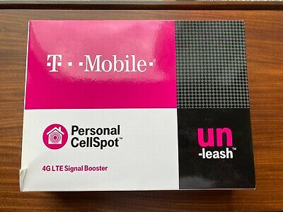 T-Mobile NXT CEL-FI-D32-24 Indoor Personal CellSpot 4G LTE Signal Booster