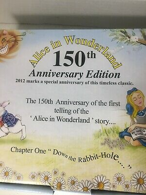 Alice In Wonderland 150th Ann- Chapter 1 Down the Rabbit Hole Tea Cups - Sauc