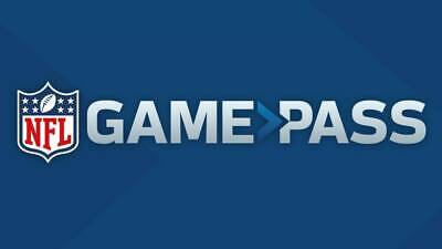 2021 season NFL GAME PASS 99-99 VALUE replays highlights -65 off