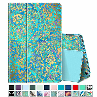 Folio Case For Amazon Fire HD 10 HD 10 Plus 11th 2021 Tablet Slim Stand Cover