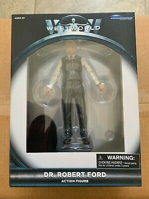 DIAMOND SELECT WESTWORLD DR ROBERT FORD WITH STAND