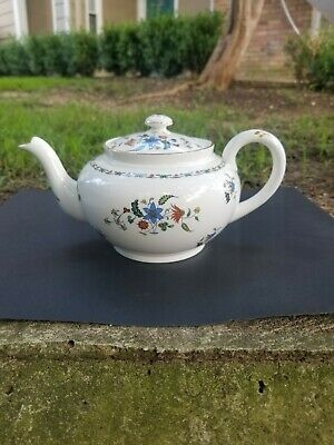 Vintage Shelley China England Chelsea 3 cup Teapot - Lid 11280 Great Condition