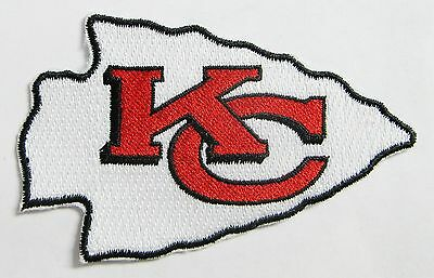 LOT OF 1 NFL KANSAS CITY CHIEFS FOOTBALL ARROW PATCH PATCHES ITEM  26