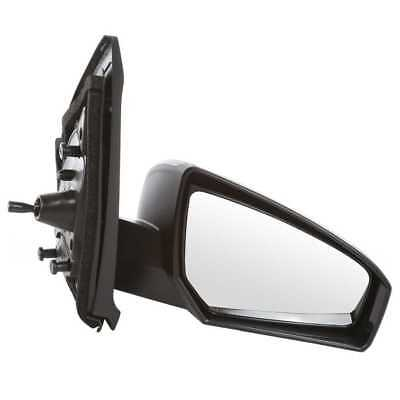 New Mirror Side View Manual Passenger Right RH for 07-12 Nissan Sentra