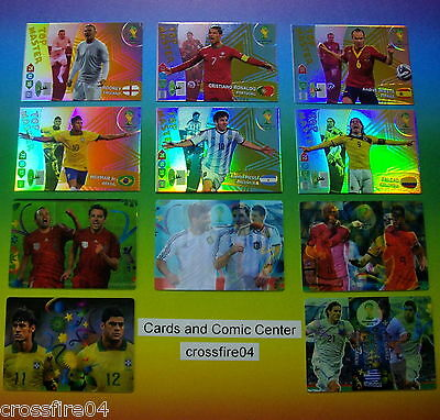 PANINI WM 2014 FIFA WORLD CUP BRASIL TOP MASTER DOUBLE TROUBLE AUSSUCHEN CHOOSE