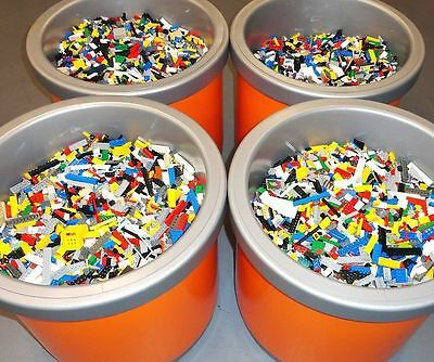 Lego 1-99 Pounds LBS Parts - Pieces HUGE BULK LOT bricks blocks pound city town