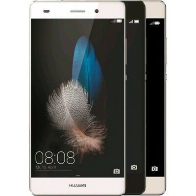 HUAWEI P8 LITE 16GB ANDROID SMARTPHONE HANDY OHNE VERTRAG LTE 4G OCTA-CORE WiFi