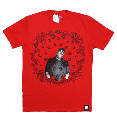 Biggie Smalls Invisible Bully New York Shirt War Paint Black Mens T Shirt NEW