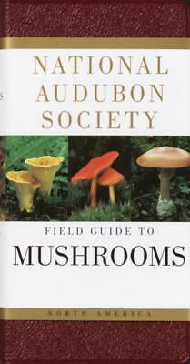 NATIONAL AUDUBON SOCIETY FIELD GUIDE TO NORTH AMERICAN MUSHROOMS - LINCOFF GARY