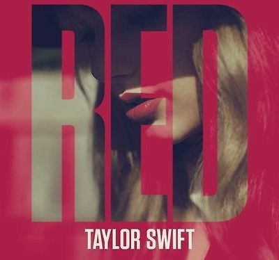 Swift Taylor  RED Deluxe CD