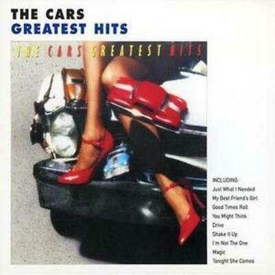 The Cars  Greatest Hits CD 1985