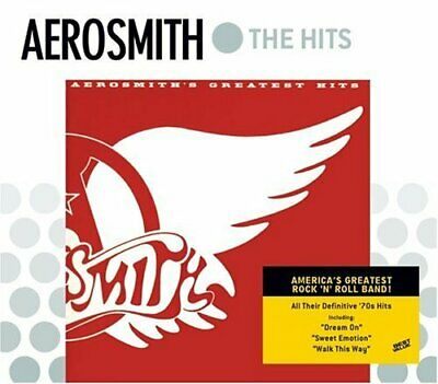Aerosmiths Greatest Hits CD