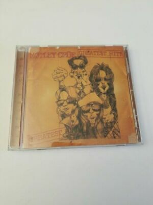Motley Crue - Greatest Hits CD