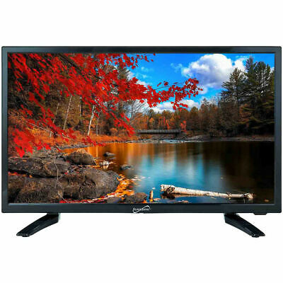 Supersonic 24-Inch 1080p LED Widescreen HDTV w Remote HDMI ACDC Compatible