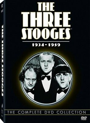 Three Stooges Collection Complete Set 1934-1959 DVD