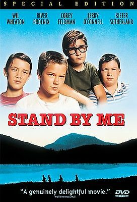 Stand by Me DVD Rob ReinerDIR 1986