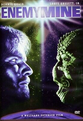 Enemy Mine New DVD Repackaged Subtitled Widescreen